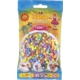 Hama Beads 1.000'lik Hama Midi Boncuk - Pastel Renkler