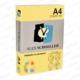 Alex Schoeller A4 Renkli Fotokopi Kağıdı 80 Gr Sarı 500Lü