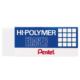 Pentel Silgi Hi Polymer Büyük Boy 36 Lı
