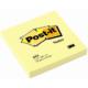 Post-İt Yapışkanlı Not Kağıdı Sarı 76X76mm 100 Yaprak
