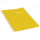 Keskin Color A4 72 Yp.Çizgili Plastik Kp.Spiralli Cool Defter - Sarı