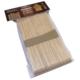 Brons Ahşap Geniş Renksiz Dondurma Çubuğu Abeslang (50 adet)
