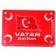 Vatan 200X300 Poster Bez Atatürk Vt702