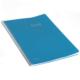 Keskin Color Plastik Kapak Spiralli Cool Defter A4 72 Yaprak Çizgili - Mavi