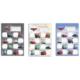 Keskin 220130-33 Cars Ders Programlı Etiket 3 Yapraklı