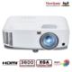 ViewSonic PA503X 3600 lümen 1024x768 Çöz 3D Projeksiyon Cihazı