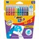 Bic Magic Sihirli Silinebilir Keçeli Kalem12 Renk 880507