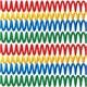 Mapi 16 mm 51 Loop Plastik Helezon Spiral Şeffaf (2361604)
