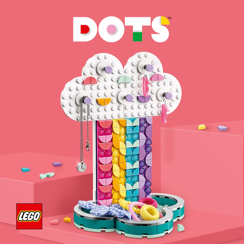 LEGO® DOTS setlerinde özgür yaratıcılıkla tanışın!