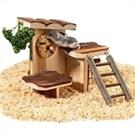 Karlie Wonderland Hamster Tırmanma Duvarı 28x23x18