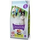 Champion Dana Etli Köpek Maması (Çalışan ve Aktif Köpek) 10 kg + Champion Çift Taraflı Köpek Tarak & Fırça Hediye!