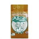 Alice Ince ve Beyaz Taneli Topaklasan Kedi Kumu 10 Kg