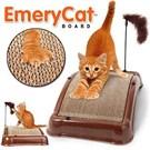 EmeryCat Kedi Tırmalama Platformu Kedi ve Oyuncak