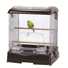 Tom 2231 Lilliphut Birds Clear Cage 35 Brown