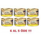 Purina Gourmet Gold Kıyılmış Ton Balıklı , 85 gr 6 al 5 Öde!