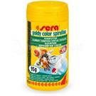 Sera Goldy Color Spirulina Balık Yemi 250 Ml
