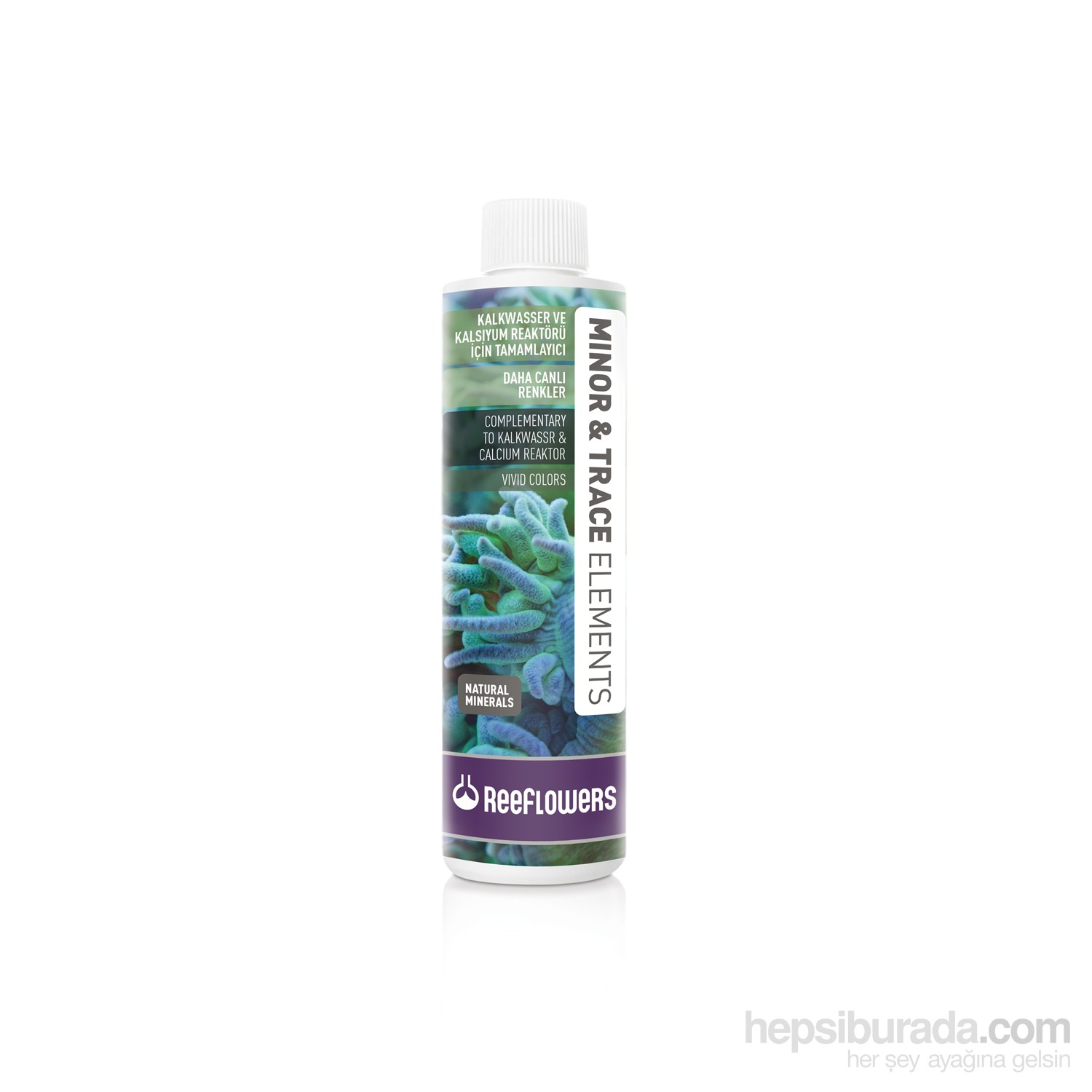 Reeflowers   Minor & Trace Elements 500 ml