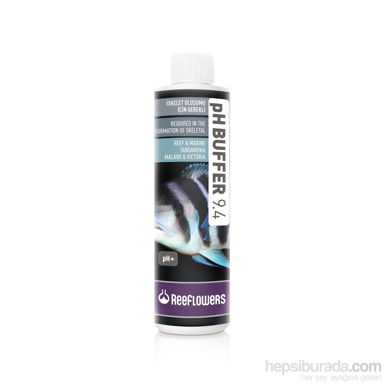 Reeflowers   pH Buffer 9.4 500 ml