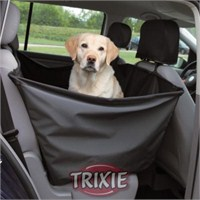 Trixie köpek arka koltuk havuzu, siyah,1,5x1,35m