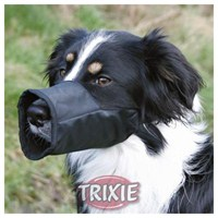 Trixie Köpek Ağızlık XS-S, 16 cm, Siyah