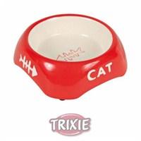 Trixie Kedi Seramik Yem&Su Kabı, 200 Ml/Ø 13 Cm