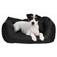 Trixie köpek dış mekan yatağı 75x65cm Siyah
