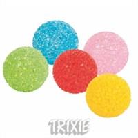 Trixie Kedi Oyuncağı, Parlak Zilli Kedi Topu 4Cm