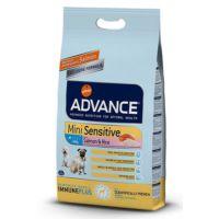 Advance Adult Mini Sensitive Salmon&Rice Somonlu Hassas Küçük Irk Yetişkin Köpek Maması 3 Kg