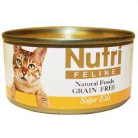 Nutri Feline Tahılsız Sığır Etli Kedi Konservesi 80 gr