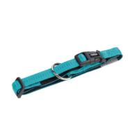 Nobby ''Soft Grip'' Emniyet Kilitli Köpek Boyun Tasması 20/30 cm X 10 mm Turkuaz