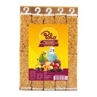 Polo Meyveli Muhabbet Kuşu Krakeri (10 lu Paket)