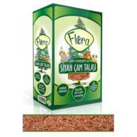 Fatih-Pet Flora Siyah Çam Talaşı 50 Gr 6 Lı
