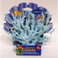 Veny'S Dc1Bw Mavi&Beyaz Mercan Akvaryum Dekoru