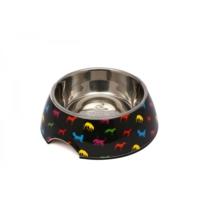 Super Design Ap990012 M Köpek Figürlü Melamin Mama Kabı