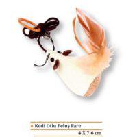 Eastland Kedi Otlu Peluş Fare 7 Cm