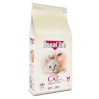 BonaCibo Tavuklu (Hamsi ve Pirinç eşliğinde) Yetişkin Kedi Maması 3kg