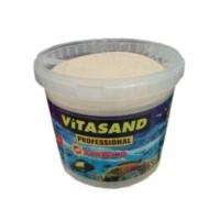 Vitasand Pro 78 Yıkanmış Akvaryum Kumu Silis Kum 20kg