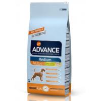Advance Dog Medium Adult Tavuklu Ve Pirinçli Yetişkin Köpek Maması 14 Kg