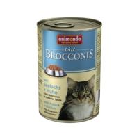 Animonda Brocconis Balıkli Ve Tavuklu Yetişkin Kedi Konservesi 400 Gr