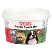 Beaphar Brewers Yeast Kediler Ve Köpekler İçin Sarimsakli Maya Tableti 250 Adet