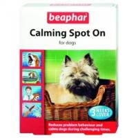 Beaphar Calming Spot On Köpekler İçin Sakinleştirici Damla 3 Pipet 0,4 Ml