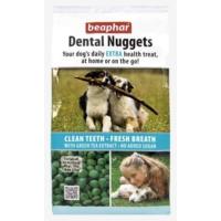 Beaphar Dental Nuggets Diş Temizliği Sağlayan Ve Ağız Kokusu Gideren Köpek Ödülü 300 Gr