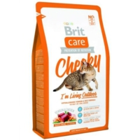 Brit Care Cat Cheeky Living Outdoor Geyik Etli Kedi Maması 2 Kg