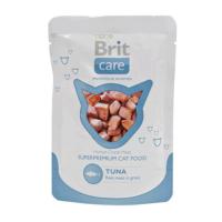 Brit Care Cat Tuna Pouches Ton Balıklı Yetişkin Kedi Konservesi 80 Gr