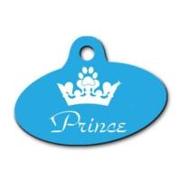 Dalis Pet Tag - Prince Elips Kedi Köpek Künyesi