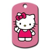 Dalis Pet Tag - Hello Kitty Kedi Köpek Künyesi