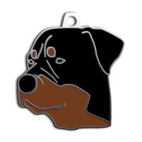 Dalis Pet Tag - Rottweiler Köpek Künyesi