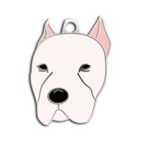 Dalis Pet Tag - Dogo Argentino Köpek Künyesi