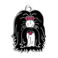 Dalis Pet Tag - Shih-Tzu Köpek Künyesi