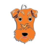 Dalis Pet Tag - Fox Terrier Köpek Künyesi